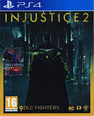 Einfach und sicher online bestellen: Injustice 2 Ultimate Edition (AT-PEGI) in Österreich kaufen.