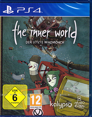 Einfach und sicher online bestellen: The Inner World: Der letzte Windmönch in Österreich kaufen.