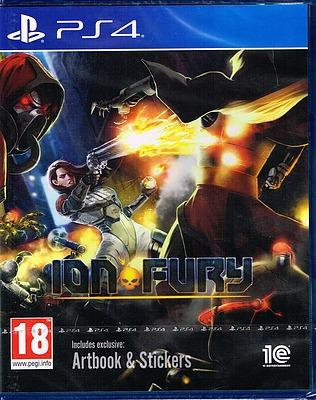 Einfach und sicher online bestellen: Ion Fury (PEGI) in Österreich kaufen.