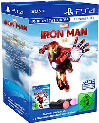 Einfach und sicher online bestellen: Iron Man VR Twin Bundle in Österreich kaufen.