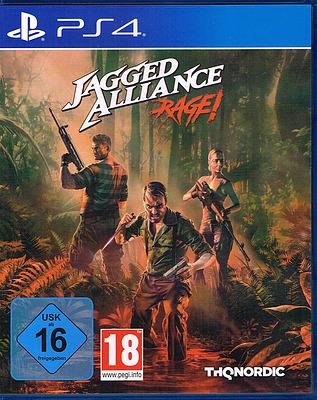 Einfach und sicher online bestellen: Jagged Alliance: Rage! in Österreich kaufen.
