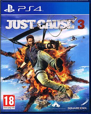 Einfach und sicher online bestellen: Just Cause 3 (AT-PEGI) in Österreich kaufen.