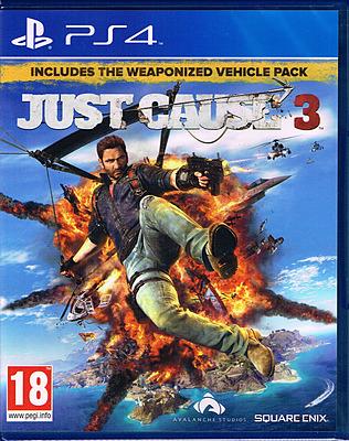 Einfach und sicher online bestellen: Just Cause 3 (EU-Import) in Österreich kaufen.