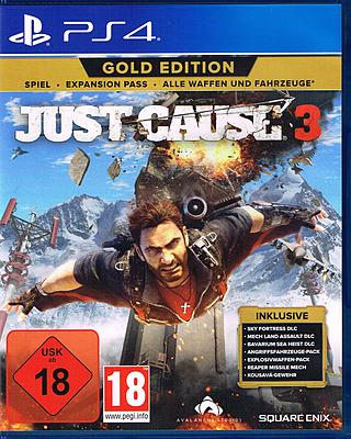 Einfach und sicher online bestellen: Just Cause 3 Gold Edition in Österreich kaufen.