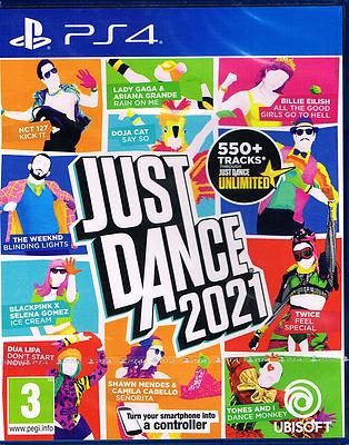 Einfach und sicher online bestellen: Just Dance 2021 (AT-PEGI) in Österreich kaufen.