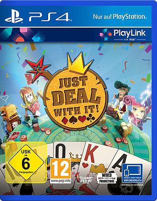 Einfach und sicher online bestellen: Just Deal With It in Österreich kaufen.