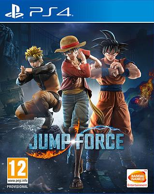 Einfach und sicher online bestellen: Jump Force (AT-PEGI) in Österreich kaufen.