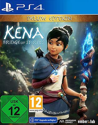 Einfach und sicher online bestellen: Kena: Bridge of Spirits Deluxe Edition in Österreich kaufen.