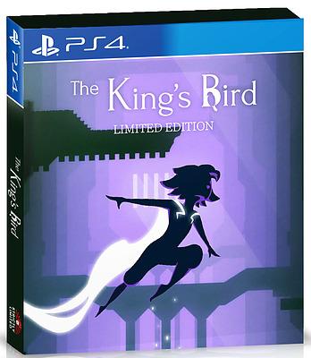 Einfach und sicher online bestellen: The Kings Bird Limited Edition in Österreich kaufen.