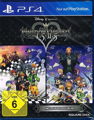 Einfach und sicher online bestellen: Kingdom Hearts HD 1.5 + 2.5 ReMIX (AT-PEGI) in Österreich kaufen.