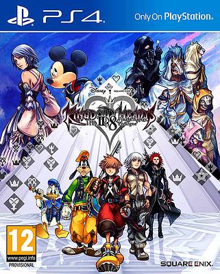 Einfach und sicher online bestellen: Kingdom Hearts HD 2.8 Final Chapter Prologue in Österreich kaufen.