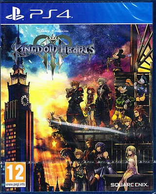Einfach und sicher online bestellen: Kingdom Hearts 3 (AT-PEGI) in Österreich kaufen.