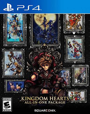 Einfach und sicher online bestellen: Kingdom Hearts: All-in-One Package (US-Import) in Österreich kaufen.