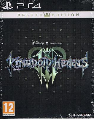 Einfach und sicher online bestellen: Kingdom Hearts 3 Deluxe Edition + 4 Boni (AT-PEGI) in Österreich kaufen.