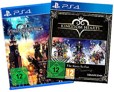 Einfach und sicher online bestellen: Kingdom Hearts Complete 1.5 +2.5 +2.8 +3 in Österreich kaufen.