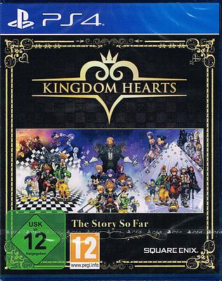 Einfach und sicher online bestellen: Kingdom Hearts The Story So Far in Österreich kaufen.