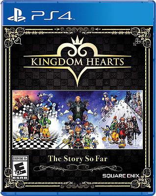 Einfach und sicher online bestellen: Kingdom Hearts The Story So Far (US-Import) in Österreich kaufen.