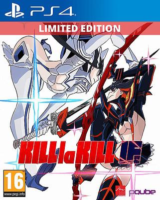 Einfach und sicher online bestellen: Kill la Kill - IF Limited Edition (AT-PEGI) in Österreich kaufen.