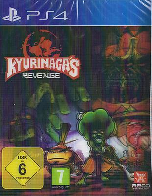 Einfach und sicher online bestellen: Kyurinaga's Revenge in Österreich kaufen.