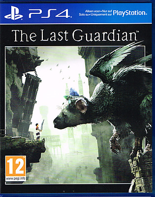 Einfach und sicher online bestellen: The Last Guardian + DLC (AT-PEGI) in Österreich kaufen.