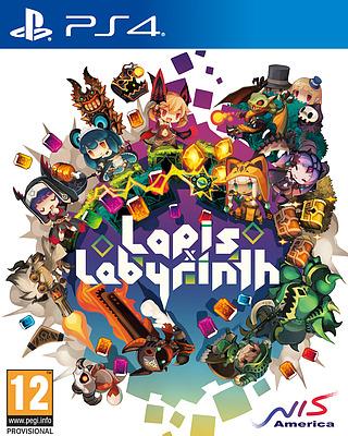 Einfach und sicher online bestellen: Lapis x Labyrinth (AT-PEGI) in Österreich kaufen.