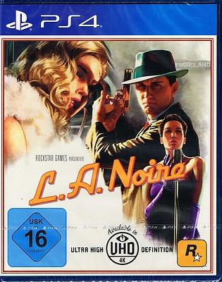 Einfach und sicher online bestellen: L.A. Noire (AT-PEGI) in Österreich kaufen.