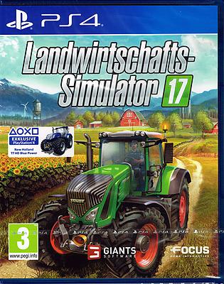 Einfach und sicher online bestellen: Landwirtschafts-Simulator 17 + DLC (AT-PEGI) in Österreich kaufen.