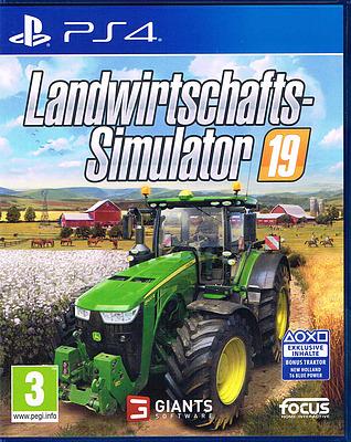 Einfach und sicher online bestellen: Landwirtschafts Simulator 19 (AT-PEGI) in Österreich kaufen.