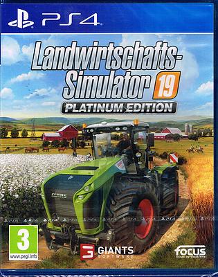 Einfach und sicher online bestellen: Landwirtschafts Simulator 19 Platinum Edition in Österreich kaufen.