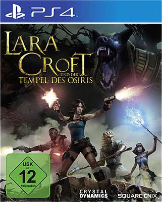 Einfach und sicher online bestellen: Lara Croft und der Tempel des Osiris Gold (EU) in Österreich kaufen.