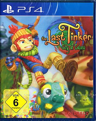 Einfach und sicher online bestellen: The Last Tinker: City of Colors in Österreich kaufen.