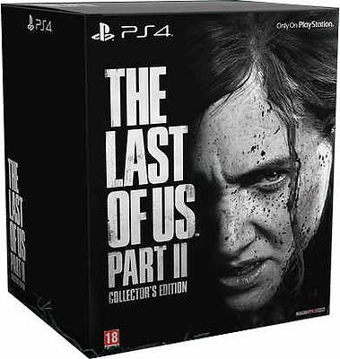 Einfach und sicher online bestellen: The Last of Us 2 Collectors Edition (AT-PEGI) in Österreich kaufen.