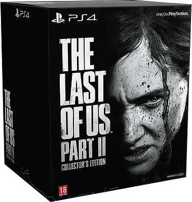 Einfach und sicher online bestellen: The Last of Us 2 Collectors Edition (PEGI) in Österreich kaufen.