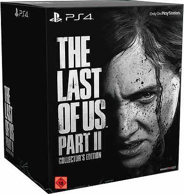 Einfach und sicher online bestellen: The Last of Us 2 Collectors Edition in Österreich kaufen.