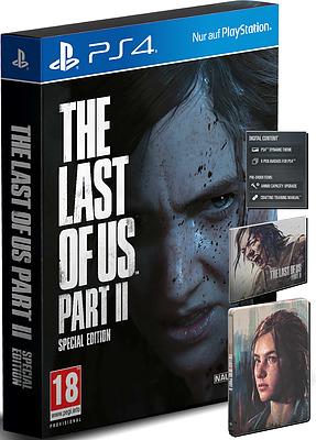 Einfach und sicher online bestellen: The Last of Us 2 Special Edition (AT-PEGI) in Österreich kaufen.