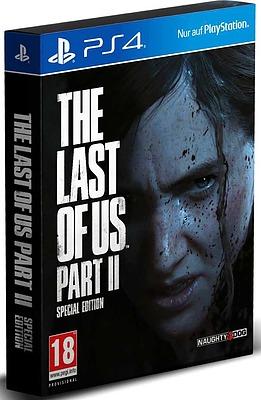 Einfach und sicher online bestellen: The Last of Us 2 Special Edition (PEGI) in Österreich kaufen.