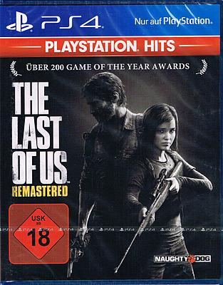 Einfach und sicher online bestellen: The Last of Us PS4 Hits in Österreich kaufen.