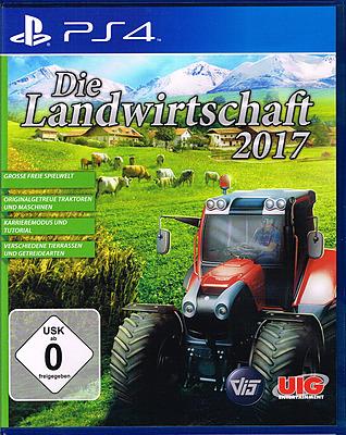 Einfach und sicher online bestellen: Die Landwirtschaft 2017 in Österreich kaufen.