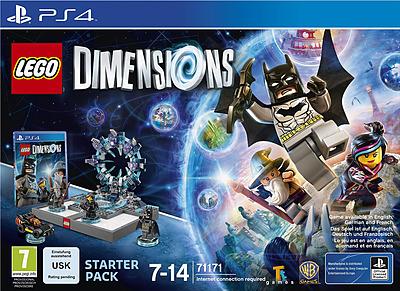 Einfach und sicher online bestellen: LEGO Dimensions Starter Pack in Österreich kaufen.
