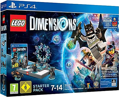 Einfach und sicher online bestellen: LEGO Dimensions Starter Pack Supergirl in Österreich kaufen.