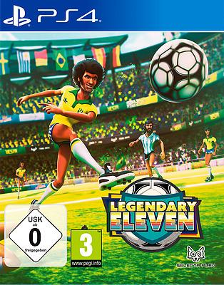 Einfach und sicher online bestellen: Legendary Eleven in Österreich kaufen.