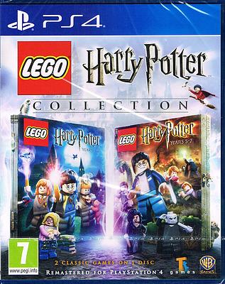 Einfach und sicher online bestellen: LEGO Harry Potter Collection (AT-PEGI) in Österreich kaufen.