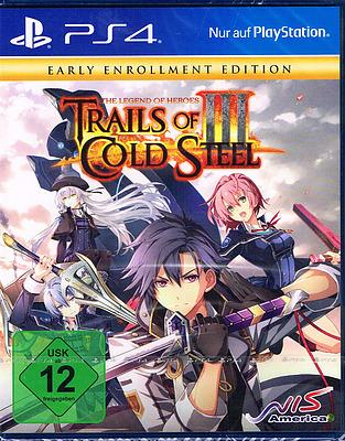 Einfach und sicher online bestellen: The Legend of Heroes: Trails of Cold Steel 3 (AT) in Österreich kaufen.
