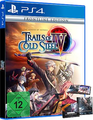 Einfach und sicher online bestellen: The Legend of Heroes: Trails of Cold Steel 4 in Österreich kaufen.