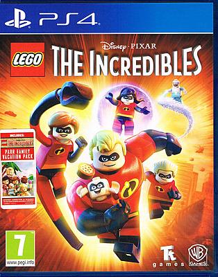 Einfach und sicher online bestellen: LEGO The Incredibles (AT-PEGI) in Österreich kaufen.