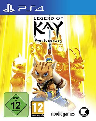 Einfach und sicher online bestellen: Legend of Kay in Österreich kaufen.