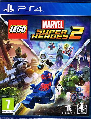 Einfach und sicher online bestellen: LEGO Marvel Super Heroes 2 in Österreich kaufen.