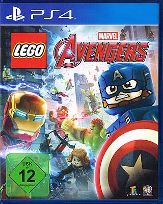 Einfach und sicher online bestellen: LEGO Marvel Avengers in Österreich kaufen.