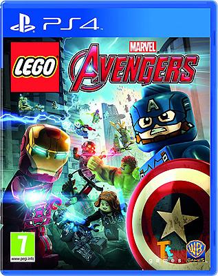Einfach und sicher online bestellen: LEGO Marvel Avengers (EU-Import) in Österreich kaufen.