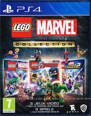 Einfach und sicher online bestellen: Lego Marvel Collection (AT-PEGI) in Österreich kaufen.